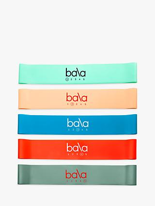 Bala Resistance Bands, Set of 5