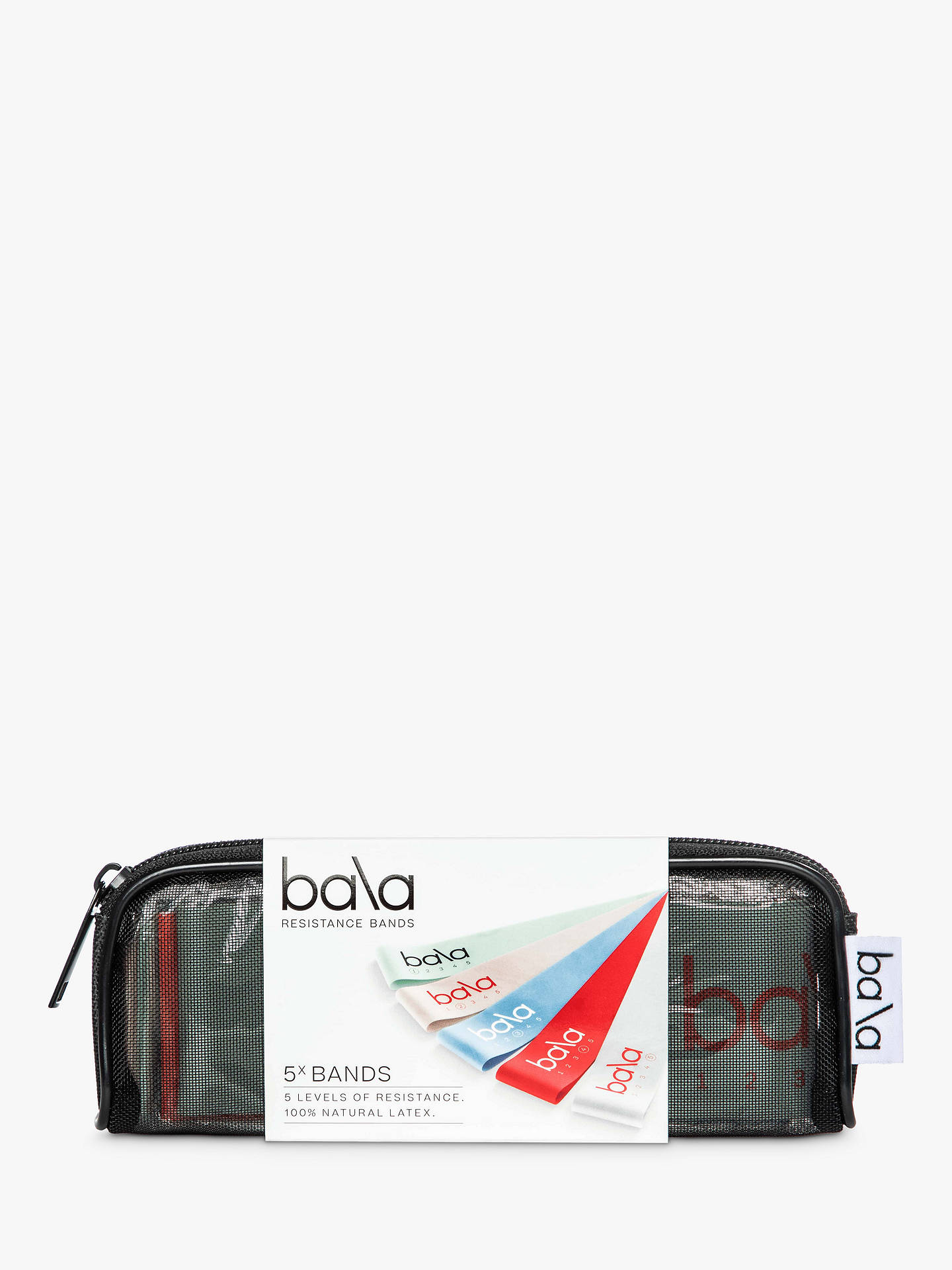 Buy Bala Resistance Bands, Set of 5 Online at johnlewis.com