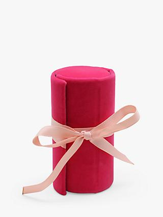 Caroline Gardner Mini Velvet Jewellery Box Tower