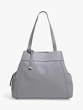 Radley Shepherdess Walk Medium Leather Zip Top Shoulder Bag