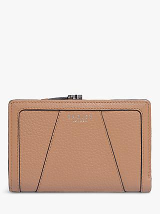 Radley Wood Street Medium Leather Zip Top Purse