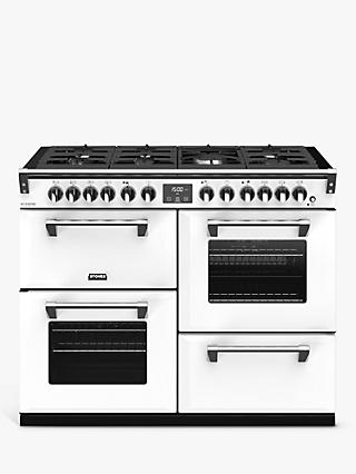 Stoves Richmond Deluxe S1100DF 110cm Dual Fuel Range Cooker