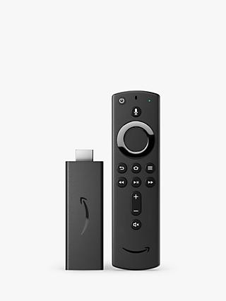 Amazon Fire TV Stick (2020), HD Streaming Device with Alexa Voice Remote