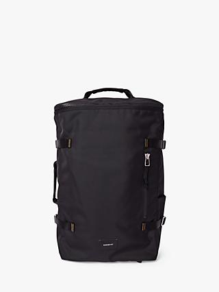 Sandqvist Zeke Recycled Polyester Water-Resistant Backpack