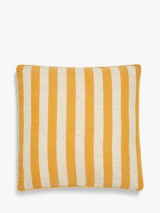 ANYDAY John Lewis & Partners Reverse Stripe Cushion