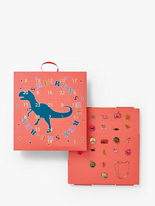 Stych Sherex Dinosaur Themed Bracelet Advent Calendar