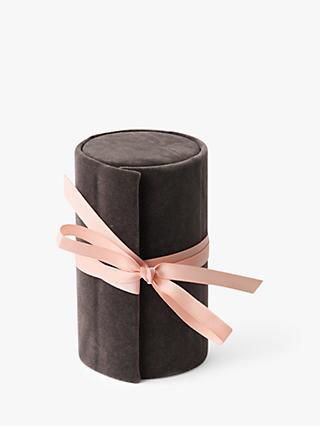 Caroline Gardner Velvet Jewellery Box Tower