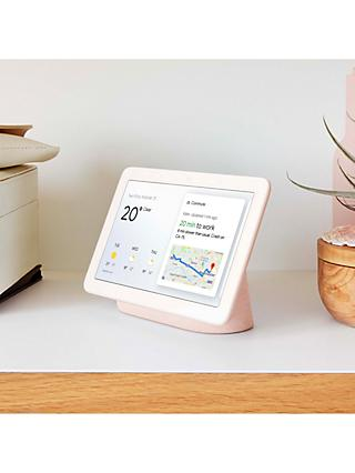 "Google Nest Hub Hands-Free Smart Speaker with 7"" Screen"