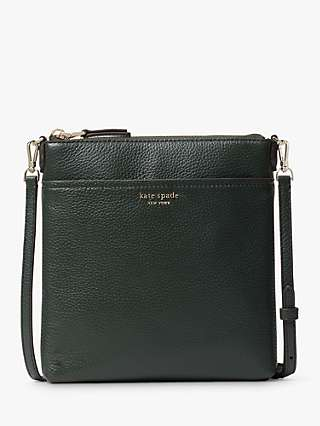 kate spade new york Polly Leather Swing Cross Body Bag