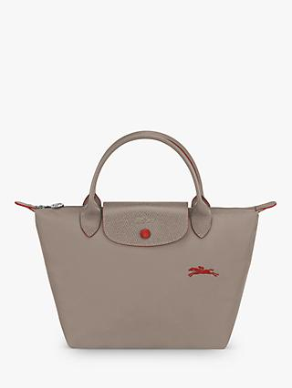 Longchamp Le Pliage Club Small Top Handle Bag