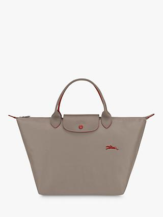 Longchamp Le Pliage Club Medium Top Handle Bag
