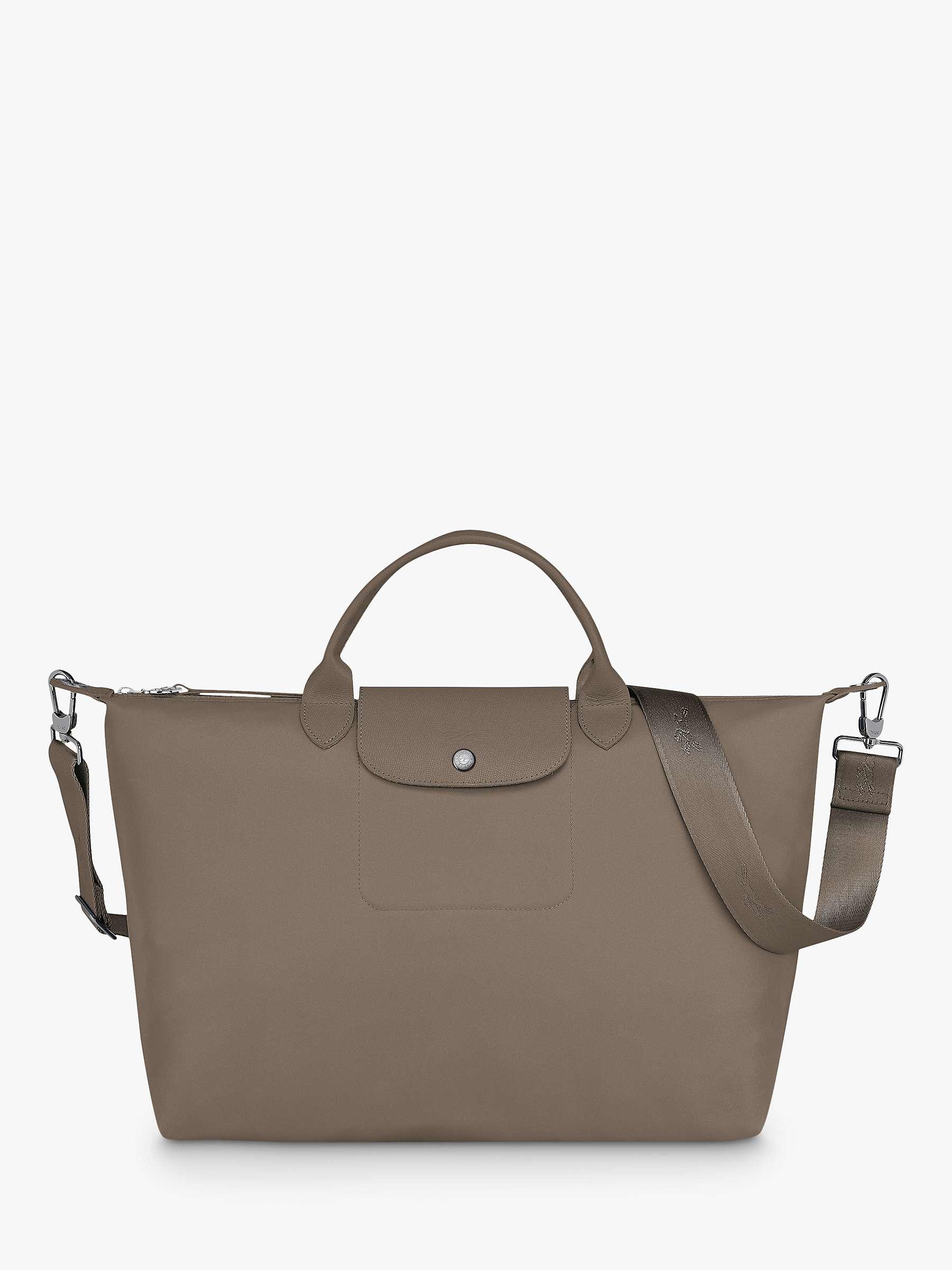 Longchamp Le Pliage Néo XL Top Handle Bag, Taupe