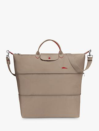 Longchamp Le Pliage Club Expandable Travel Bag