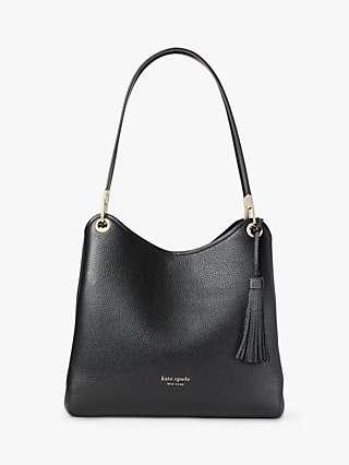 kate spade new york Loop Leather Shoulder Bag