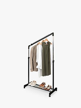 Compactor Under Stairs Clothing Rail