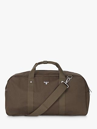 Barbour Cascade Canvas Holdall