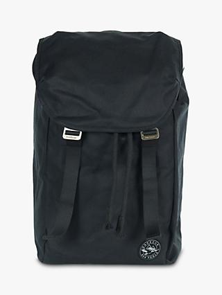 Barbour Scarfell Wax Backpack, Navy