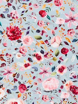 Oddies Textiles Bright Flowers Fabric