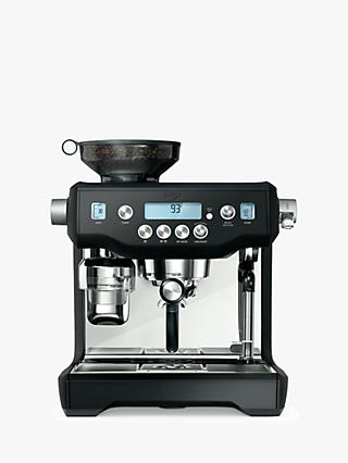 Sage The Oracle™ BES980UK Coffee Machine, Stainless Steel