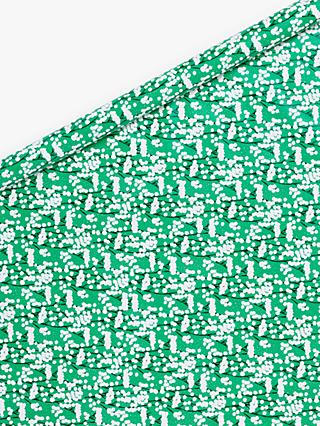 John Lewis & Partners Art of Japan Berry Wrapping Paper, 10m, Green