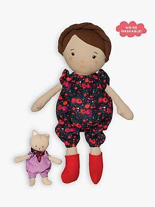 Manhattan Playdate Freddie Doll Soft Toy