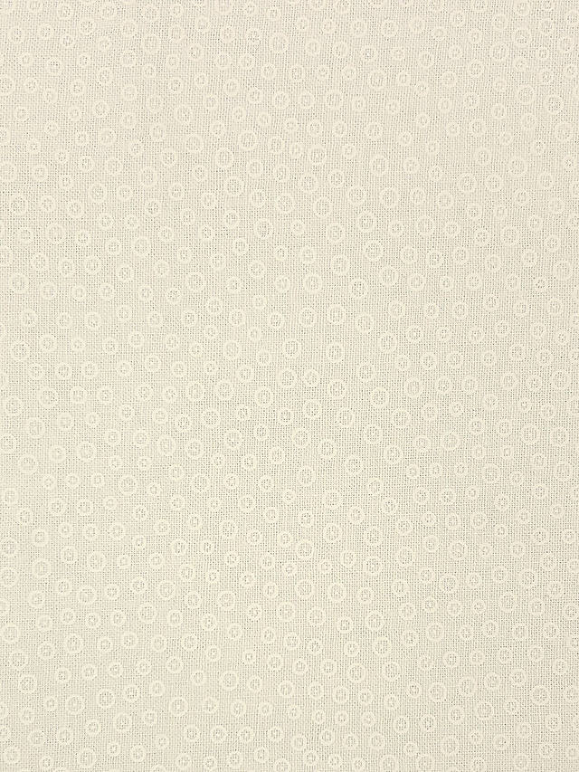 Buy Visage Textiles Cotton Craft Pebble Print Fabric, 2m, Ivory Online at johnlewis.com
