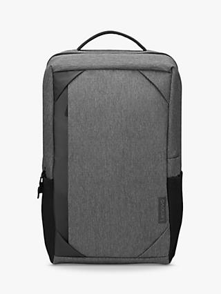 "Lenovo B530 Urban Backpack for Laptops up to 15.6"", Grey / Black"