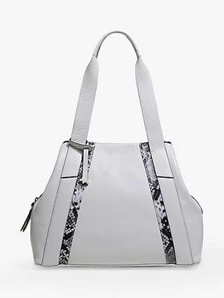 Radley Baylis Road Medium Suede Zip Around Shoulder Bag