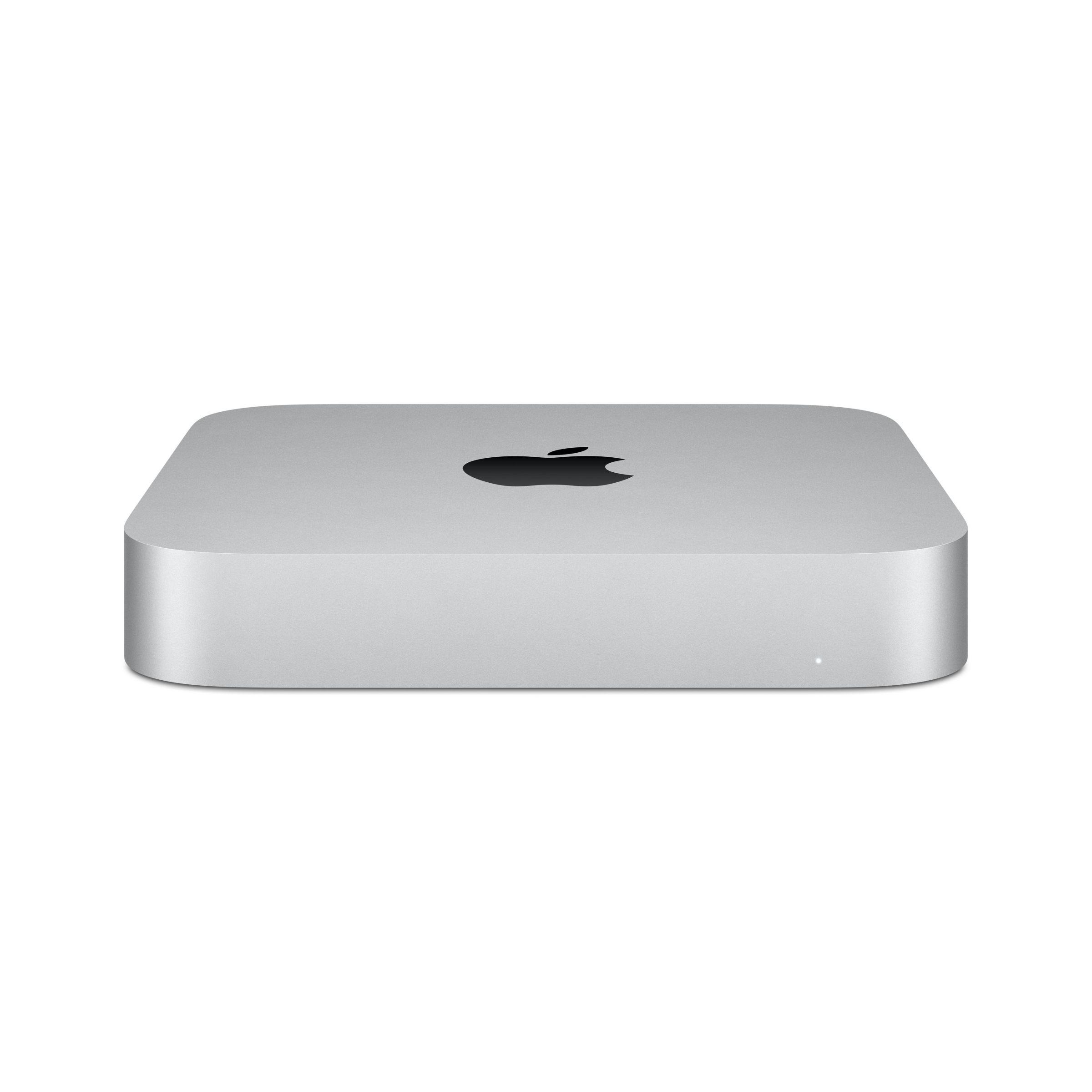 2020 Apple Mac mini Desktop Computer, M1 Processor, 8GB RAM, 512GB, Silver