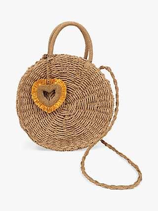 Powder Serena Cross Body Bag, Natural Mix