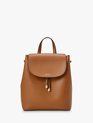 Lauren Ralph Lauren Dryden Leather Backpack