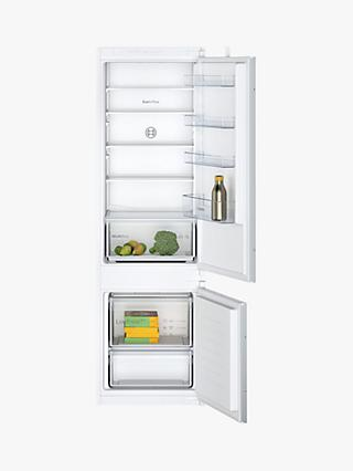 Bosch Serie 2 KIV87NSF0G Integrated 70/30 Fridge Freezer