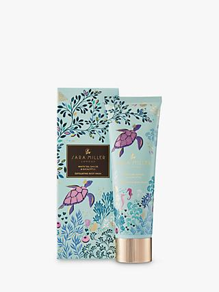 Sara Miller Exfoliating Body Wash, 150ml