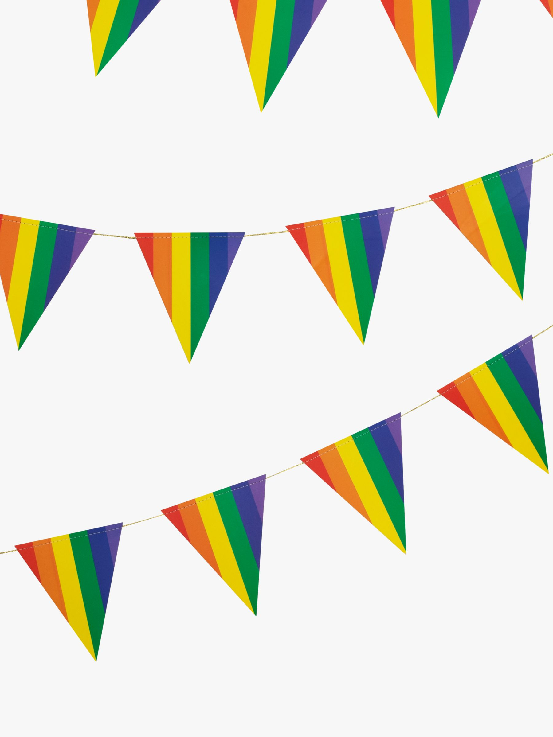 Ginger Ray Party Triangle Bunting