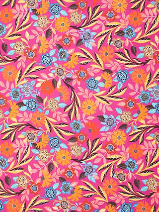 Dashwood Studio Bright Floral Print Fabric