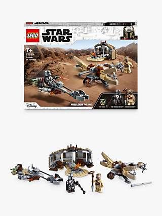 """LEGO Star Wars 75299 Trouble on Tatooineâ""""¢"""