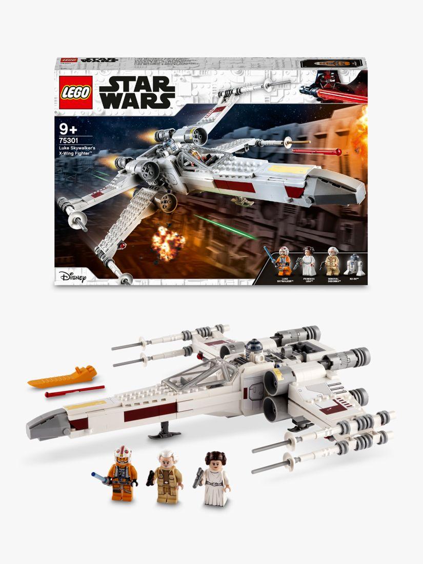 Lego Star Wars 75301 Luke Skywalker S X Wing Fighter