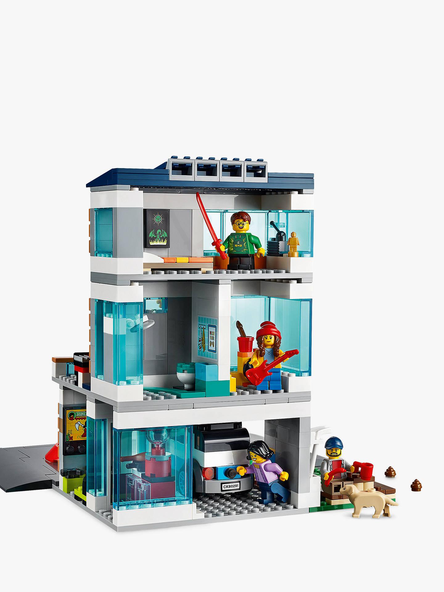 LEGO City 60291 Family House at John Lewis & Partners