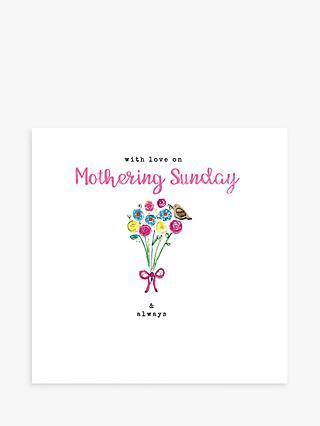 Laura Sherratt Designs With Love Mother's Day Card
