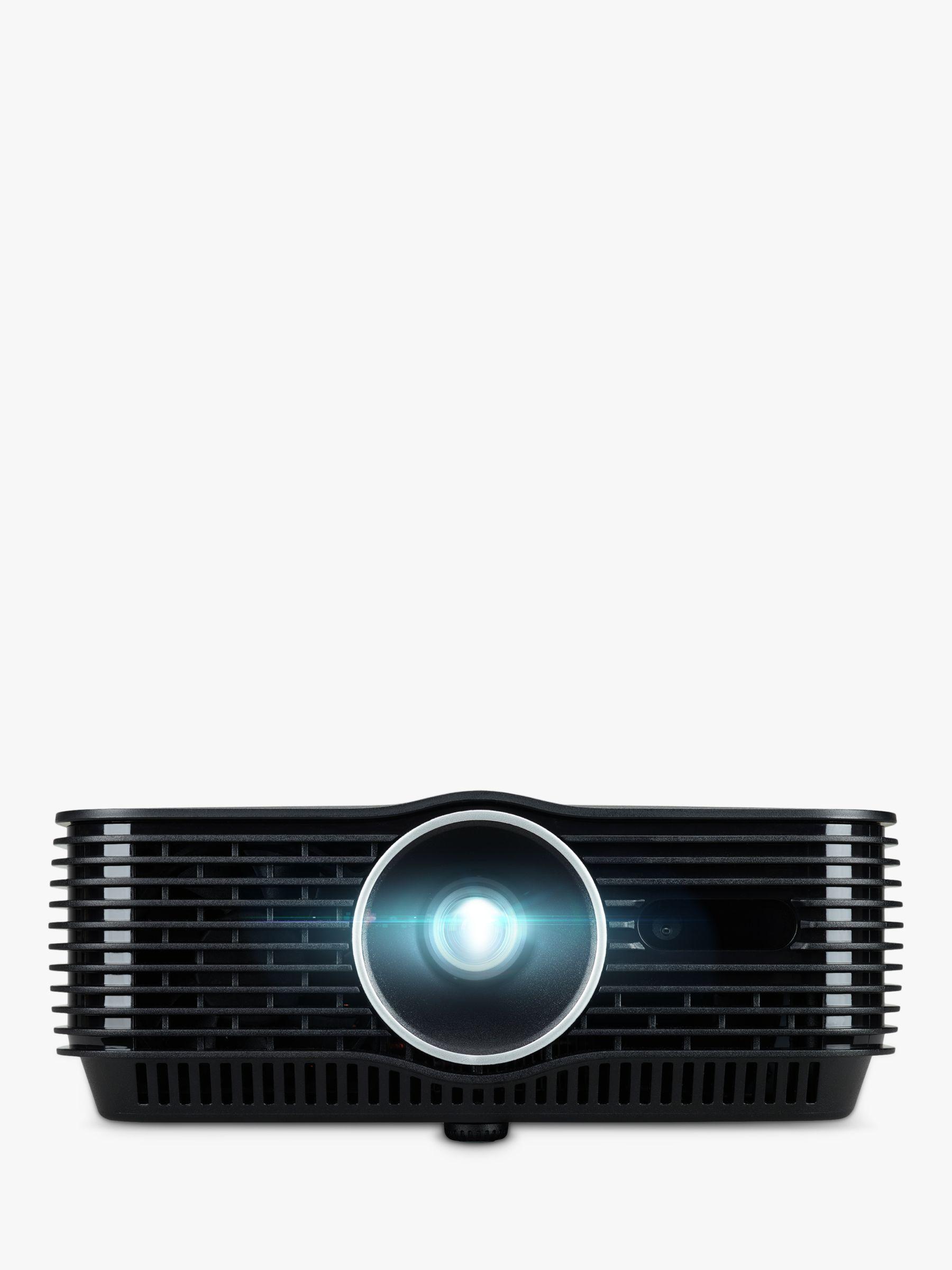 Acer B250i 1080p Full HD 3D Portable Projector, 1200 Lumens