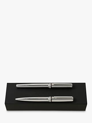 HUGO BOSS Set Gear Chrome Pen Gift Set