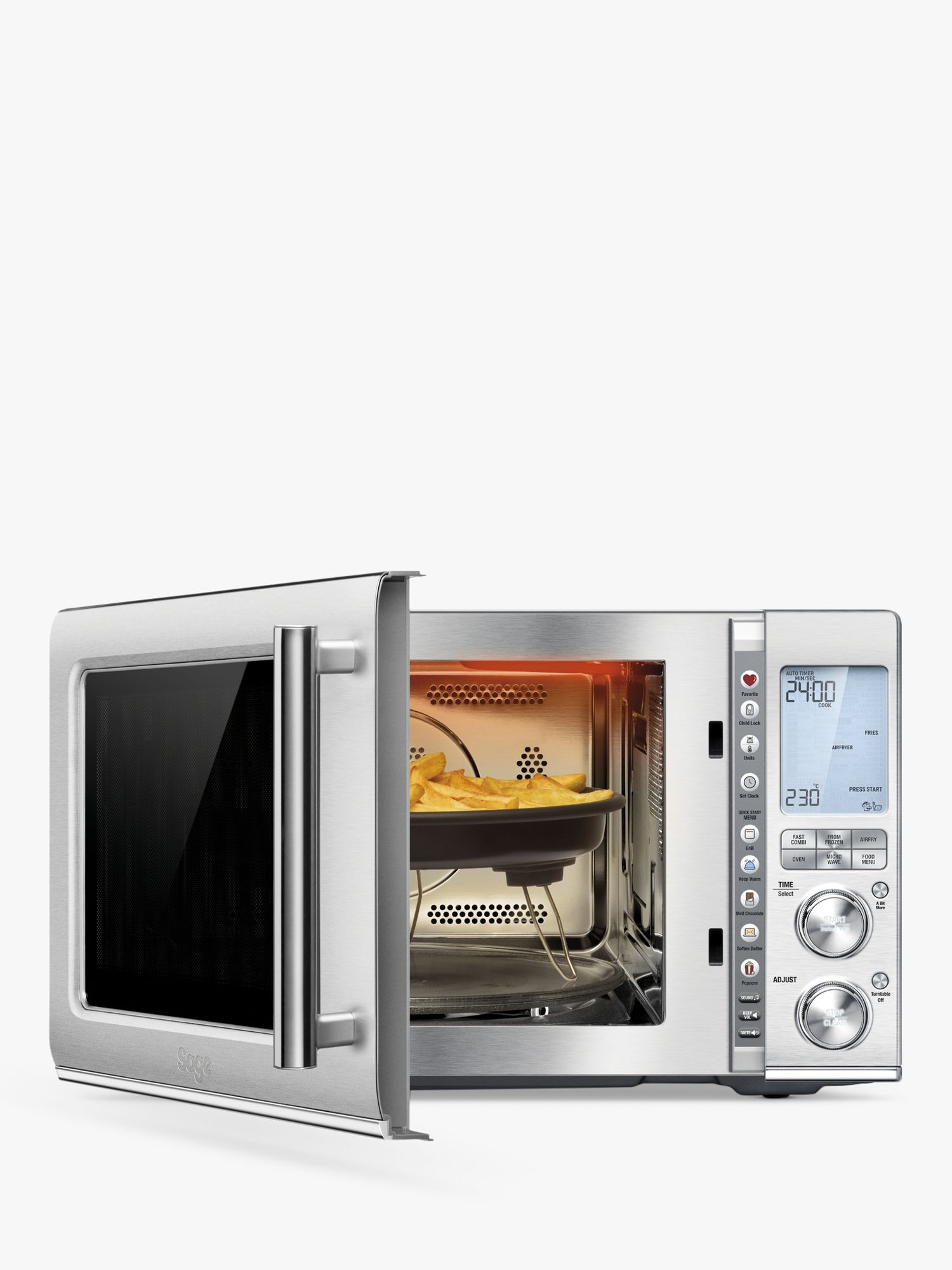 Sage SMO870 Combi Wave™ 3-in-1 Microwave