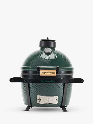 Big Green Egg MiniMax BBQ with ConvEGGtor
