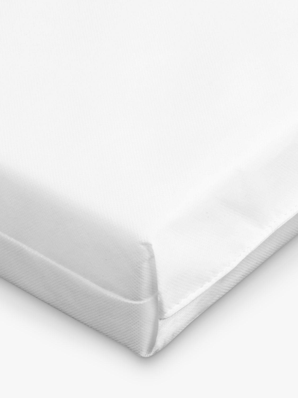 ANYDAY John Lewis & Partners Basic Fibre Cot Mattress, 120 x 60cm