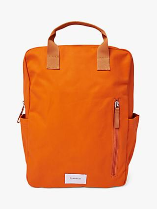 Sandqvist Knut Recycled Nylon Tote Backpack