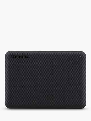 Toshiba Canvio Advance, Portable Hard Drive, 1TB