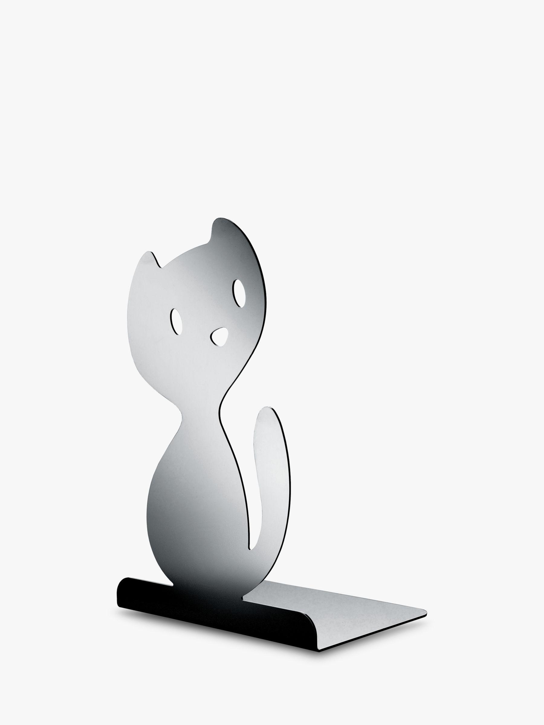 Alessi Cat Bookend