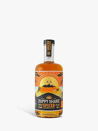 The Duppy Share Duppy Spiced Pineapple Rum, 70cl
