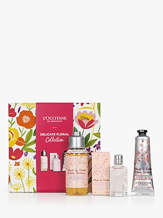 L'Occitane Delicate Floral Collection Bodycare Gift Set