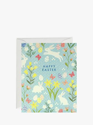James Ellis Stevens Bunny Easter Cards, Pack of 5